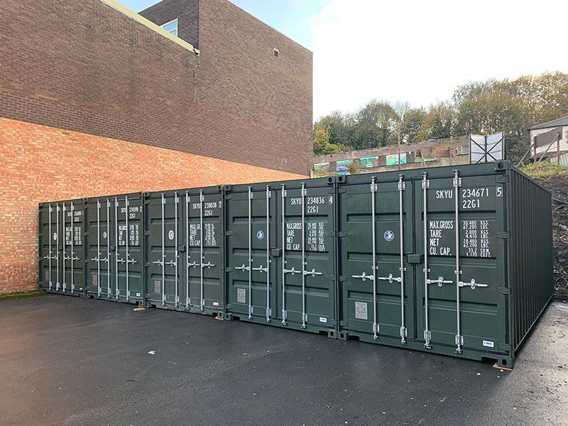 Shipley Self-storage