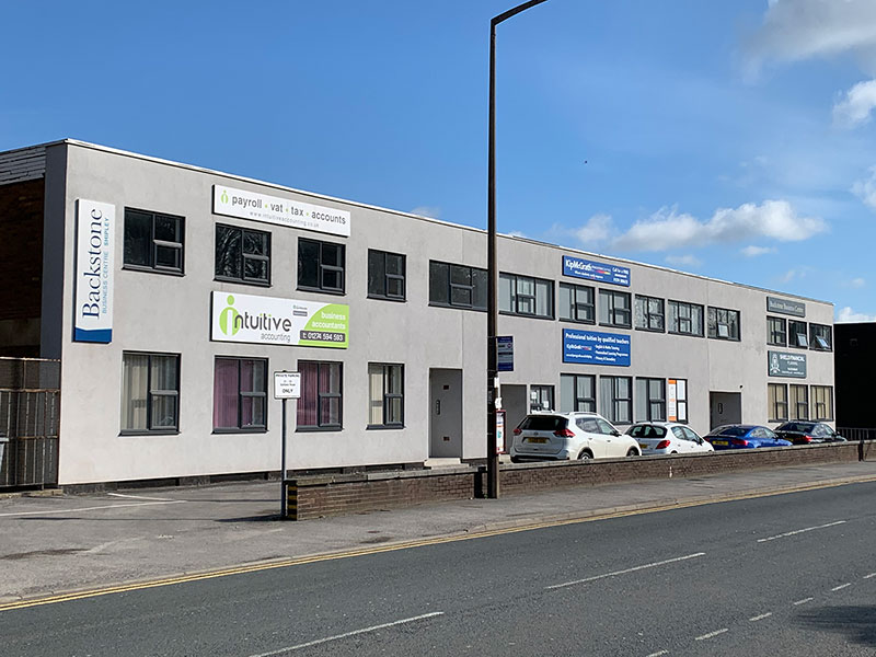 Shipley Business Centre
